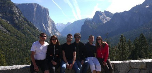 Yosemite Park – San Francisco